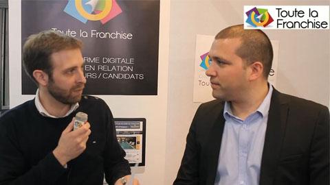 Damien Teyssier interviewé par Toute-la-franchise.com