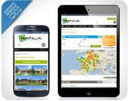 natilia site responsive